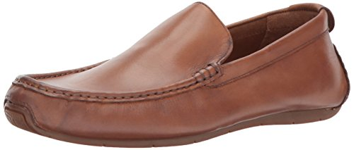 Cole Haan Men's Summers Venetian Driver Loafer, British Tan, 8 Medium (Driver Loafer)