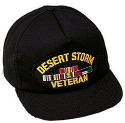 Desert Storm Veteran Ballcap