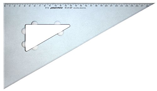 Professional Plastic Drafting Triangle 60Degrees