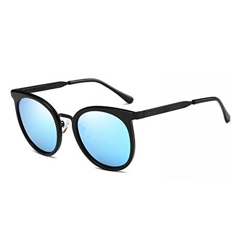 Marque Bleu Vogue AT9005 lunettes dames Case zonnebril soleil C3 Fygrend Lunettes de Mirrlr polaris¨¦es Femme Miroir Ovale Luxe de soleil C2 wZxYnxRzIq