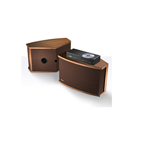 Bose 901 Direct/Reflecting Speaker System - Walnut (Bose 901 Speaker Stands compare prices)
