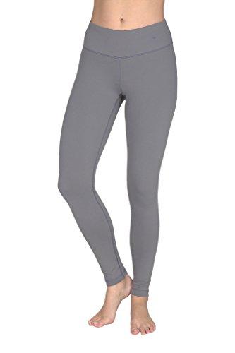 90-Degree-by-Reflex-Womens-Power-Flex-Yoga-Pants-Stone-Grey-Small