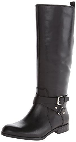 Riding Enzo Daniana Black Boot Women's Angiolini CCntw4qO