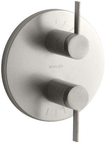 KOHLER T10941-4-BN K-T10941-4-BN, Vibrant Brushed Nickel