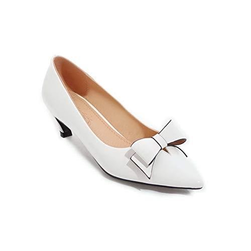 Compensées Sandales Femme APL10735 Blanc BalaMasa 7CZxEqwc