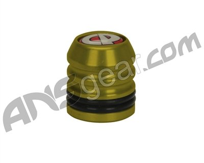 Custom Products CP Fill Nipple Cover - Yellow (Cp Custom Products Fill Nipple)