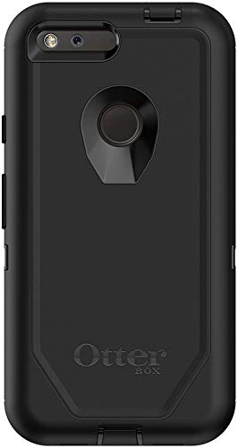 OtterBox Defender Series Case for Google Pixel (1st Generation ONLY) - Non-Retail Packaging - Black