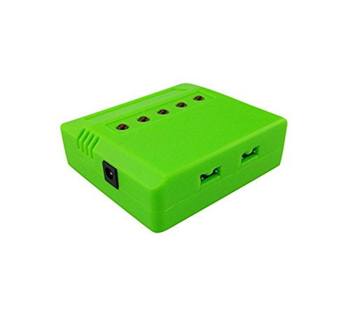 2A Charging Head for SYMA X5HW X5HC X21 X21W X5A X5A-1 X15 X15C X15W Helicopter Battery Charger Parts sea jump UAV Aircraft 5in1 Charger