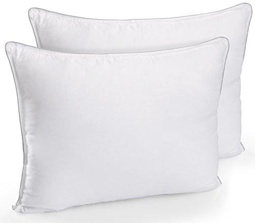 Extra Lush Fiber Polyester Filled Pillows (Ki...