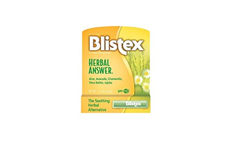 Blistex Herbal Answer Lip Protectant, 0.15 oz (4.25 g) (Blistex Lip Protectant Herbal Answer Spf 15)