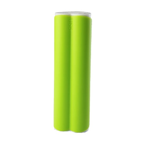 USTOP™Light Green Heart Shape 2600mAh Universal Mobile USB Portable Power Bank Charger 5V 1A output for Apple iPhone 5 4S 4 3Gs 3G,Samsung Galaxy S3 S S2 S II, Galaxy Nexus, Blackberry, HTC and other smart phone