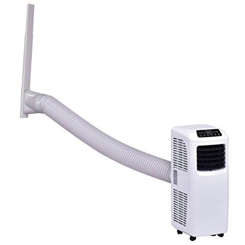 Apontus 10000 BTU Portable Air Conditioner & Dehumidifier w/Window