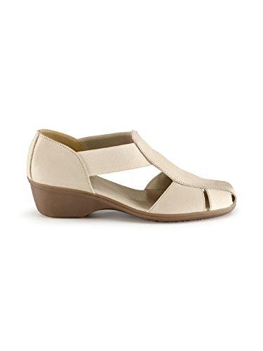 Femmes Avena Chaussures Superflex-santal - Particulièrement Flexible Semelle Beige