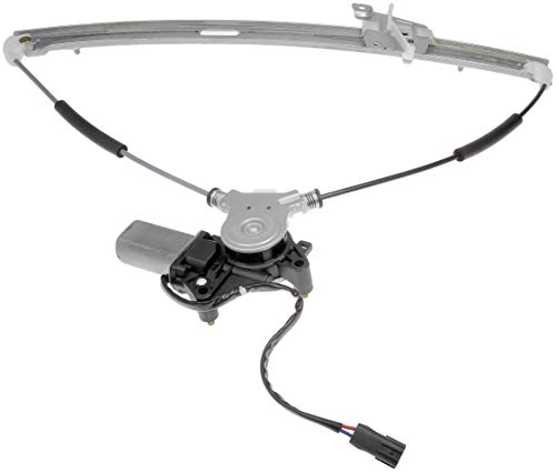 Dorman 741-604 Front Driver Side Power Window Regulator and Motor Assembly for Select ford / Mercury Models
