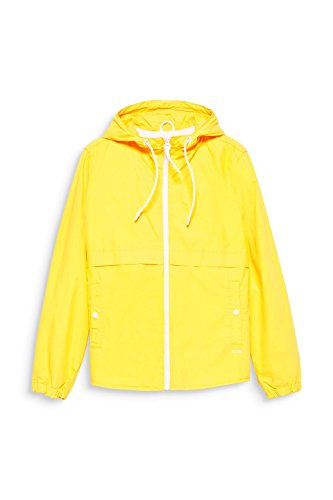 Amarillo Dusty Hombre 765 para Chaqueta Yellow by Esprit edc SYq1FPY