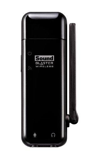 (Creative Labs Sound Blaster Wireless Audio Transmitter)