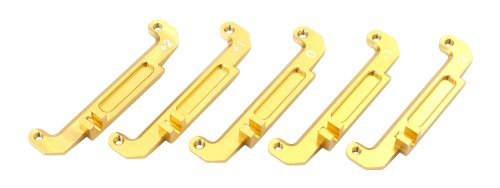 Kyosho Setting Steering Plate Set, Gold