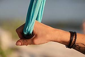 Amazon.com : Yoga Swing - Antigravity Yoga Hammock - Aerial ...