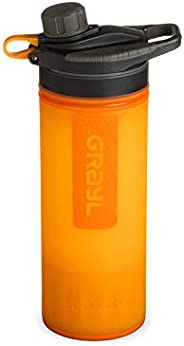 GRAYL Geopress 24 oz Water Purifier for Global Travel, Backpacking, Hiking, and Survival