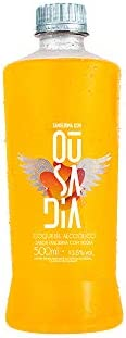 Coquetel Alcoólico Ousadia, Tangerina, 500ml