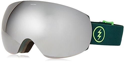 Electric Visual EG3 Hunter Green/Bronze Silver Chrome Snow (Electric Goggle)