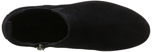 Tommy Hilfiger Damen P1285olly 11b Chelsea Boots Blau (mezzanotte)