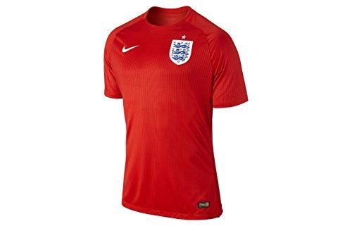 Nike England Away Match Jersey World Cup 2014
