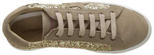 Or Trainers Belarbi Tropéziennes par Glitter 899 M Gold Women's Norton Les xfSwaqO