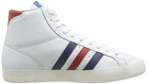 uk availability 903f7 467cd ... Adidas Originals Basket Profi - Zapatillas Blanco  Rojo