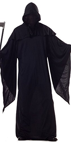 Horror Robe Adult Costume - 1