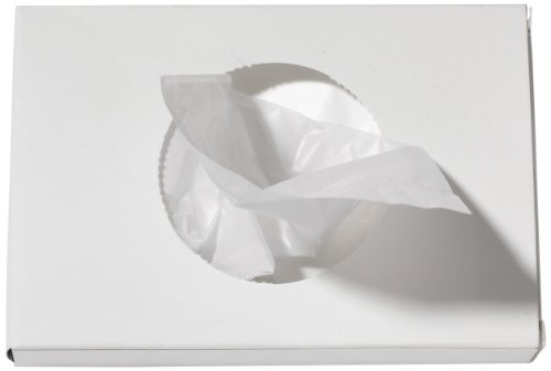 Semy Top Hygiënische Bags wit, 50 dozen à 30 zakken, 1 x 50 stuks