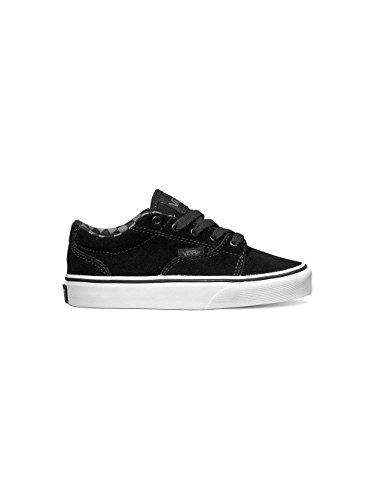 Vans Kress - Zapatillas (suede) black/pewter