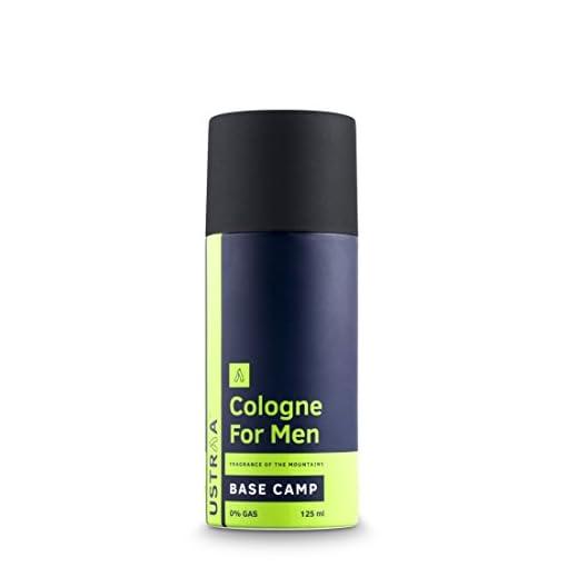Ustraa Cologne Spray Base Camp For Men 100Ml