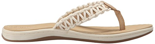 Femme Pour Sperry Top Sandales Lin sider pqPUPBwS