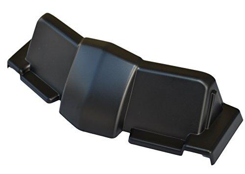 Custom Install Parts New Radio GPS Media Console Sun Visor Shade Cover Fitted for 2015-2017 Polaris Slingshot