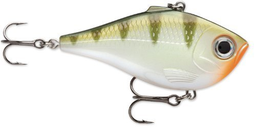 Rapala Rippin & 039;Rap 07 Fishing Lure, 2.75-inch, Gelb Perch by Rapala