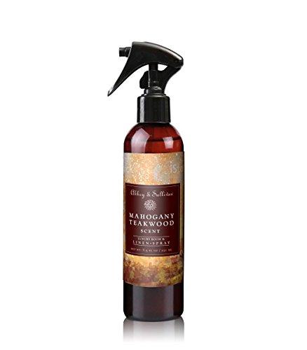Abbey & Sullivan Linen Spray, Mahogany Teakwood, 8 oz.