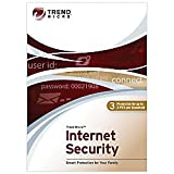 Trend Micro Internet Security 2010 - Complete Product - 3 User - Retail - PC