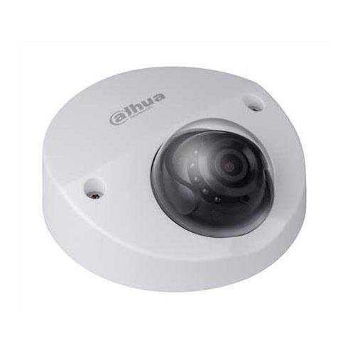Vandal Wedge - Dahua Pro 4MP IR Vandal Wedge Dome Network Camera with 3.6mm F2.0 Manual Lens