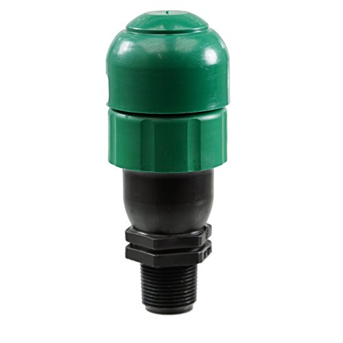 Relief Kit Valve (Drip Depot Kinetic 3/4 MPT Air Vent Vacuum Relief Valve w/Protected Outlet)