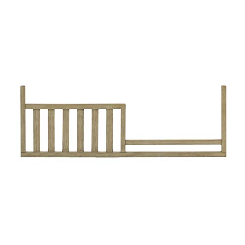 Baby Cache Montana Collection Toddler Bed Guard Rail, Driftwood (Large Cache)
