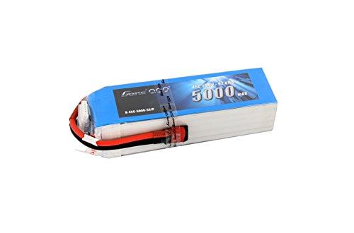 Gens Ace 5000mAh 5S 18.5V 45C 90C Lipo Battery Pack w/Deans