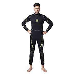 Fifth element Legacy 3MM Wetsuit, Yellow