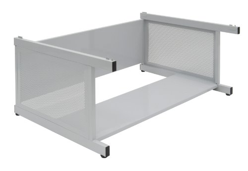 Studio Designs Flat File Stand in Light Grey 46.75 inches wide by 35.5 inches deep 60735 by Studio Designs