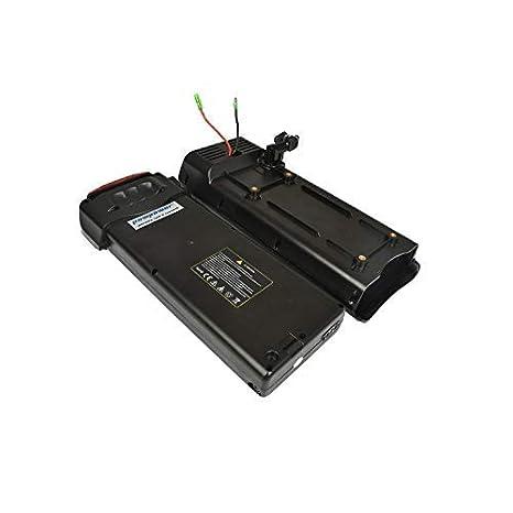 pswpower Yo en el Tax 10.4ah Haitian 36V bateria de Li - Ion con 2a Cargador 36V 500W Encaja y Moto (PXL-HT-36104-BK): Amazon.es: Deportes y aire libre