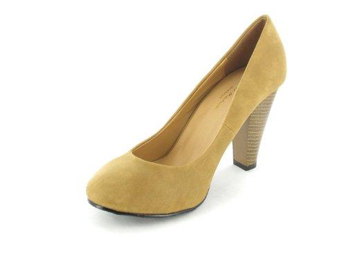 Andres Machado - Zapatos de vestir para mujer Marrón marrón