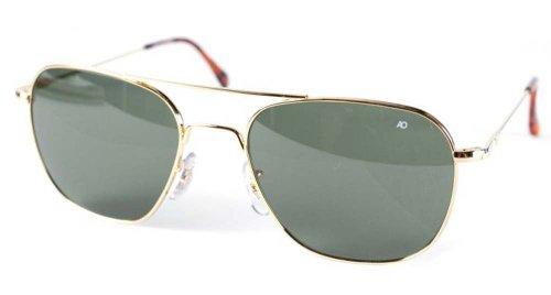 Sunglasses Men Pilot Sun Glasses Green Color Brand Design - 8