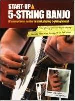 Startup 5 String Banjo Book Banjo