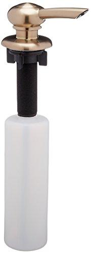 Delta Faucet RP50813CZ Leland, Soap/Lotion Dispenser, Champagne Bronze