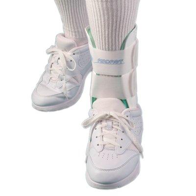 (AirCast Air-Stirrup Ankle Brace (Pediatric - Left))